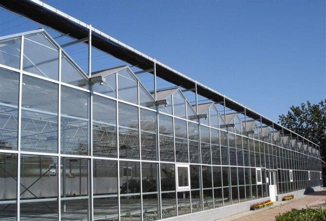 温室大棚 智能温室 连栋温室 设计建设制造公司-佰辰温室公司