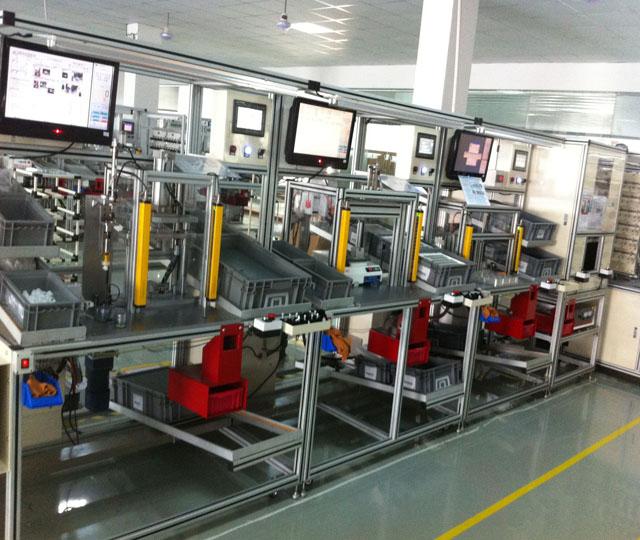 汽车加热塞性能测试设备|浙江质量好的汽车风门执行器产线供应