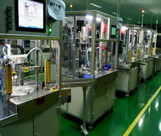 耐久试验设备-宁波哪里有卖好用的汽车风门执行器产线