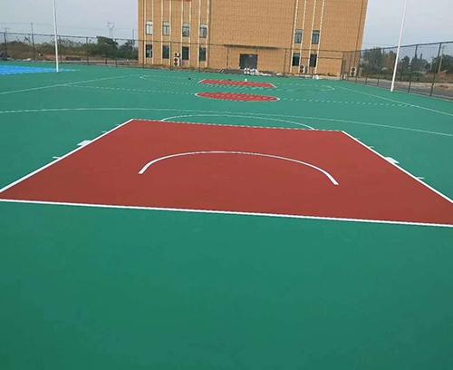 天津EPDM顆粒_好質量的EPDM球場就在河北奧華體育
