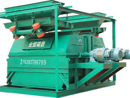 铁矿干式磁选机价格-规模大的铁矿干选机公司