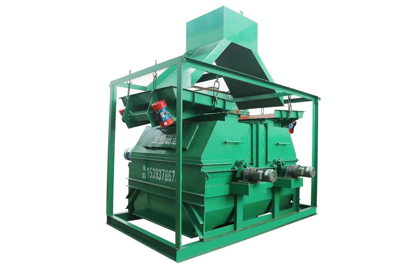 新疆铁精粉磁选机厂家-河南划算的铁精粉提纯磁选机