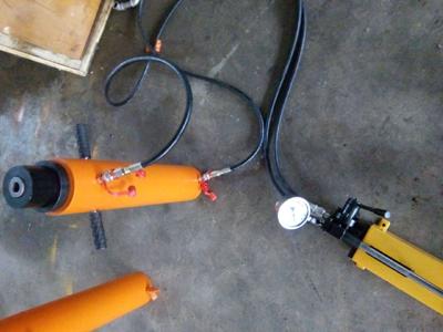 钢筋拉拔仪|九洲液压生产钢绞线拉力仪JZ-20T