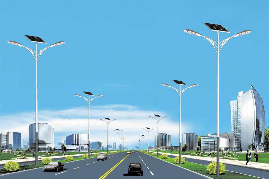 太陽能路燈廠家-實惠的太陽能路燈-甘肅綠源節能照明