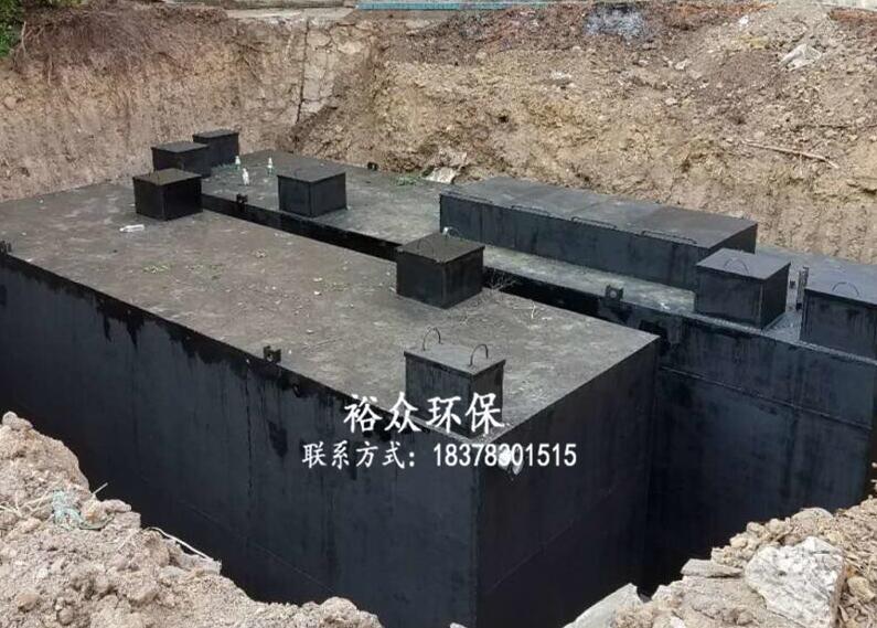广西一体化医院废水处理装置-桂林品牌好的一体化地埋式污水处理装置厂家直销