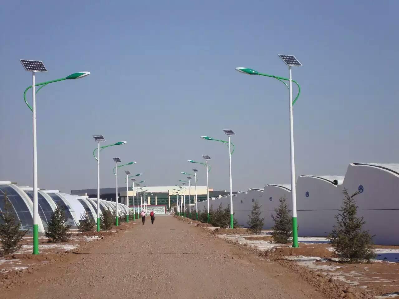 太陽能路燈生產商-實惠的太陽能路燈-甘肅綠源節能照明