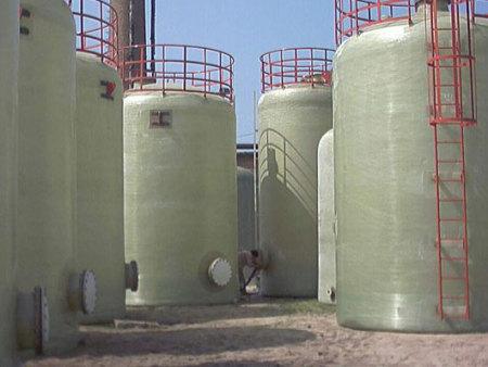 亚硫酸氢钠储罐