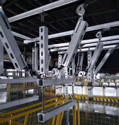 大港抗震支架|润博空调供应销量好的抗震支架
