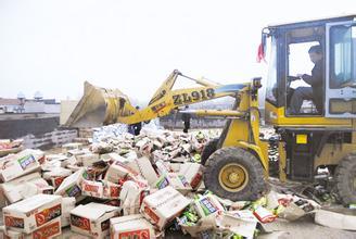 广州产品销毁-口碑好的过期产品销毁服务商当属广州中收回收公司