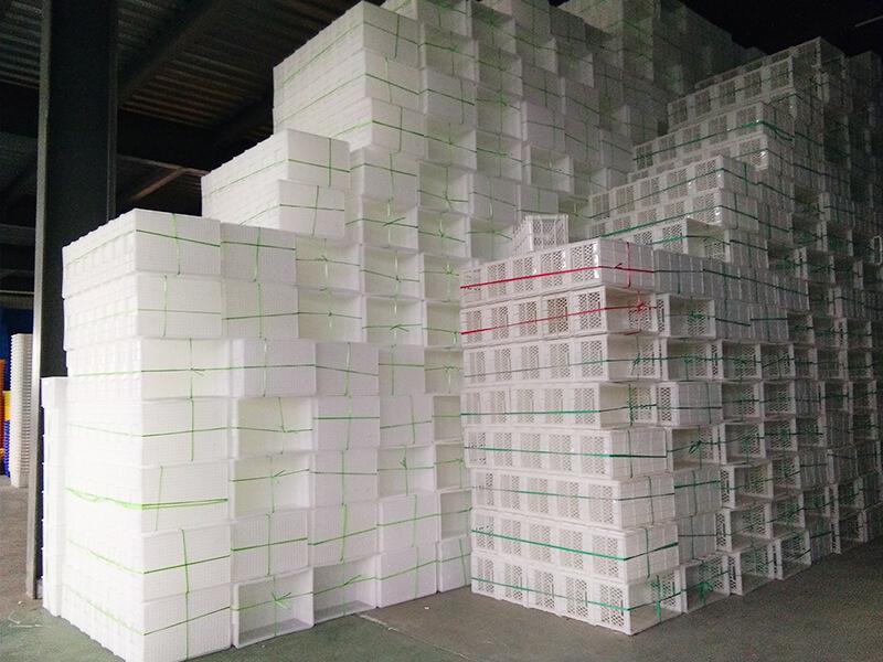 四川食品塑料筐厂家-临沂超值的塑料周转筐批售