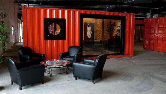 寧波住人集裝箱-移動板房-集裝箱出租