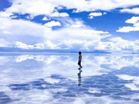 青海湖+茶卡鹽湖二日