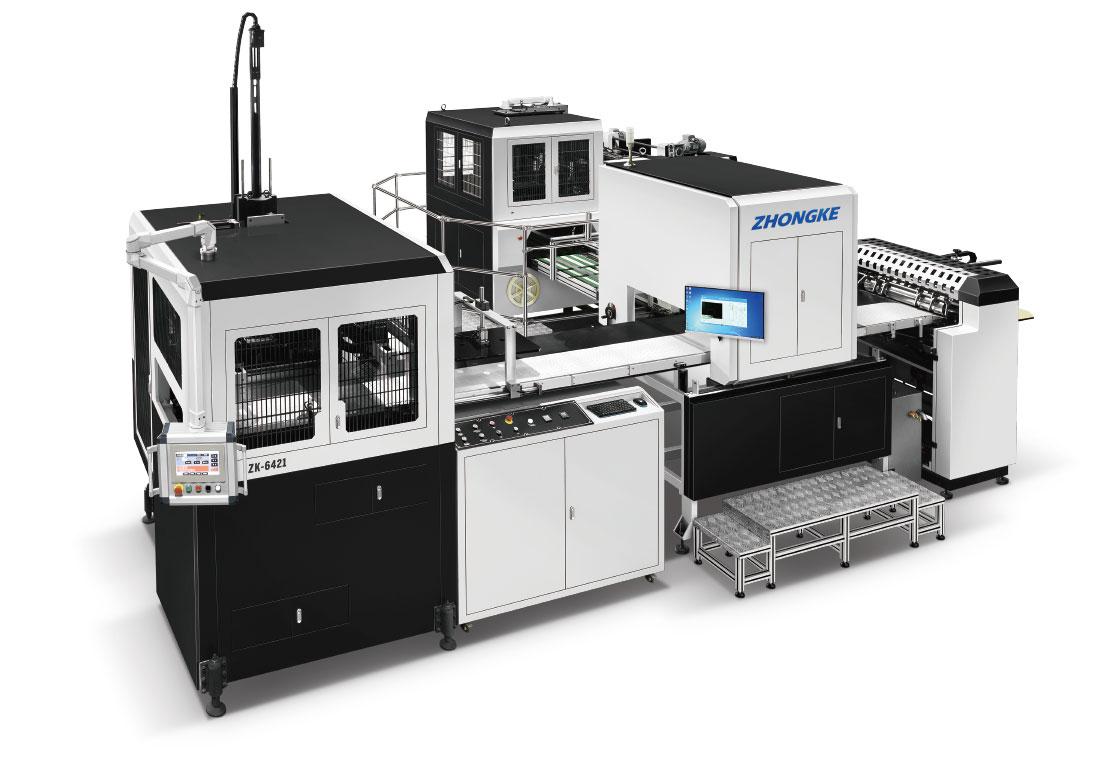 天地盖制盒机械-性价比高的ZK-6421智能天地盖制盒机哪里有卖