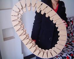 宜興快樂包裝生產環繞型紙護角,圓形護角,江浙滬包郵歡迎采購