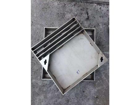 江蘇不銹鋼井蓋制造商-聲譽好的不銹鋼井蓋供應商當屬茂瑞金屬