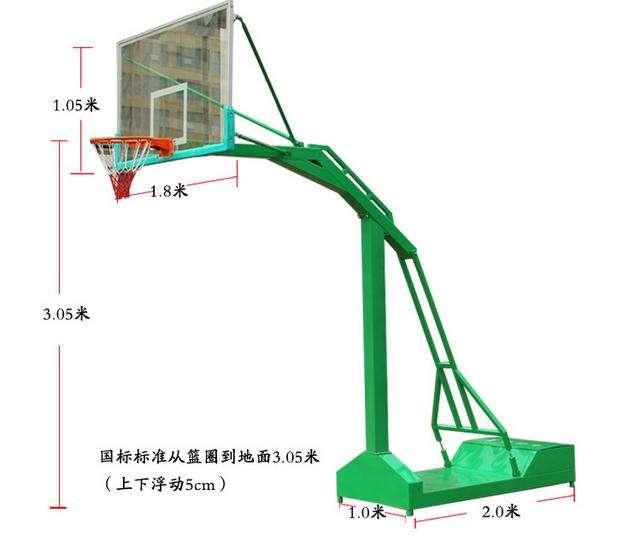 籃球架施工品牌_蘭州銷量好的籃球架