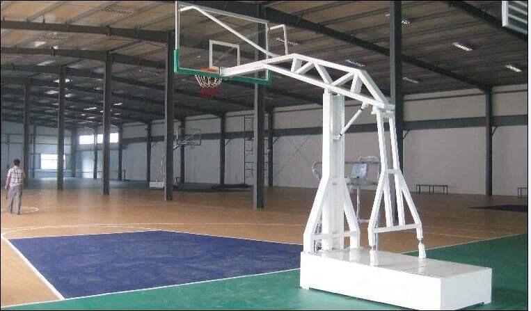阿里籃球架施工-蘭州哪里有供應價格實惠的籃球架