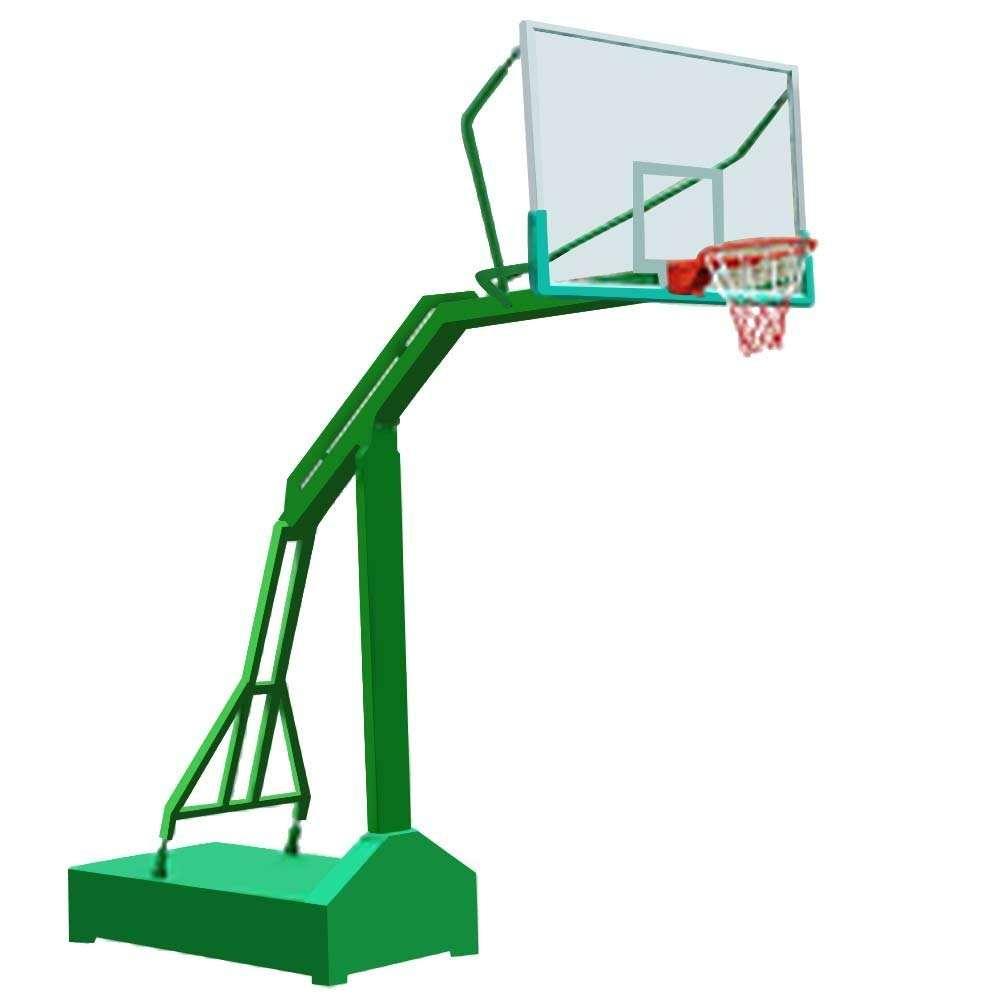 价格合理的篮球架施工-想买新款篮球架就来兰州兄弟体育