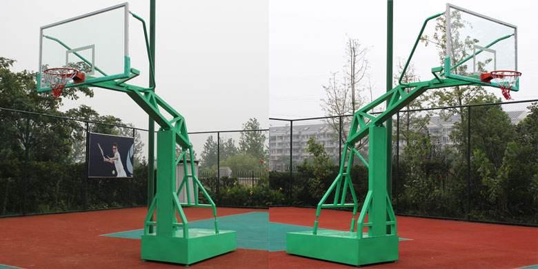 嘉峪關籃球架施工-口碑好的籃球架盡在蘭州兄弟體育