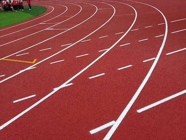 石家莊透氣型塑膠跑道廠-品質好的塑膠跑道提供商