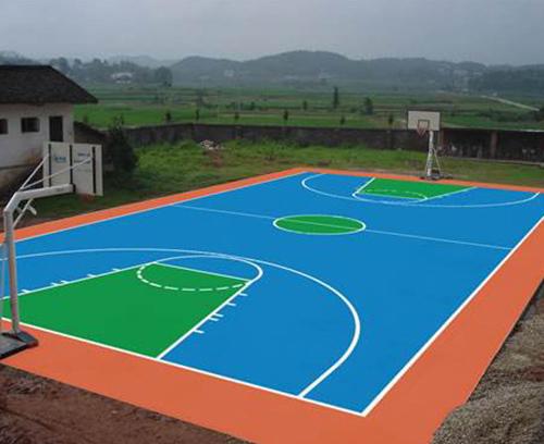 丙烯酸籃球場施工隊-品質好的丙烯酸籃球場公司