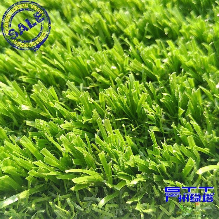 新款免填充草坪?#29992;?#20154;造足球场草坪户外踢球仿真人工草皮