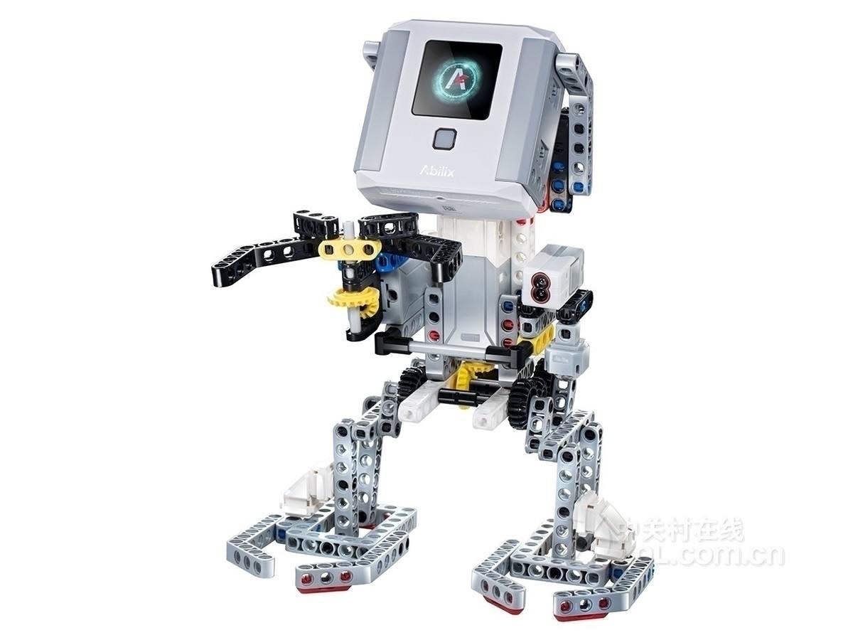 专业机器人培训找未来使者-新郑乐高机器人培训