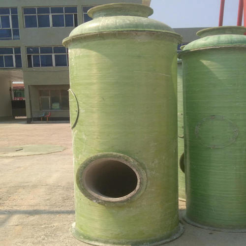 玻璃钢酸气吸收塔