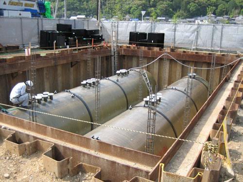 宁夏sf双层油罐-玉隆石油化工建设有限公司sf双层油罐提供商
