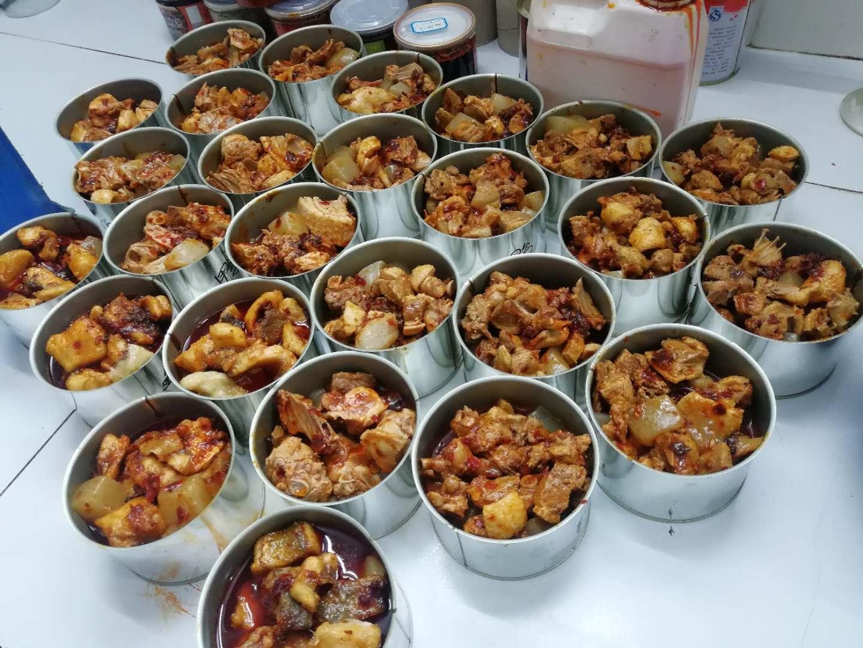 青海方便菜供应商