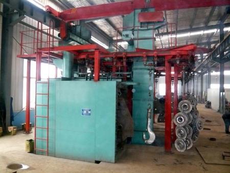 抛丸清理机,铸件表面处理设备,铸件表面处理设备厂家