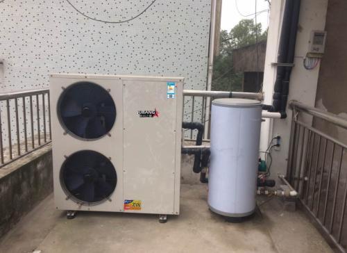 熱泵廠家|云南全克節能價格劃算的空氣能熱水器出售