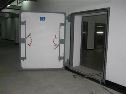昌吉鋼結構雙扇門密閉門-優惠的新疆人防門推薦