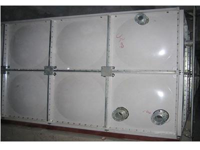 环保模压玻璃钢水箱
