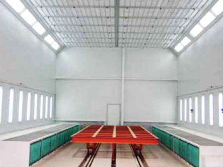 供應山東專業的噴漆室