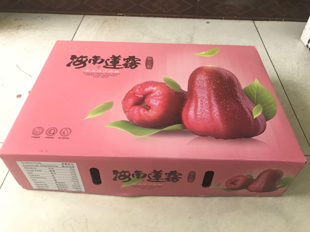 海南水果箱