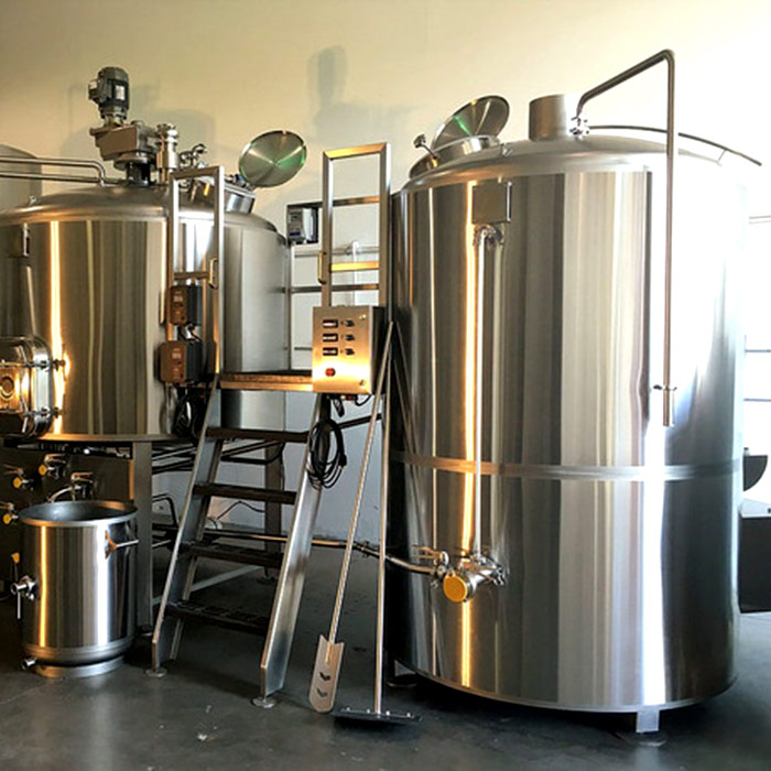 江西500升自酿啤酒设备|惠州金麦源提供合格的酿酒设备
