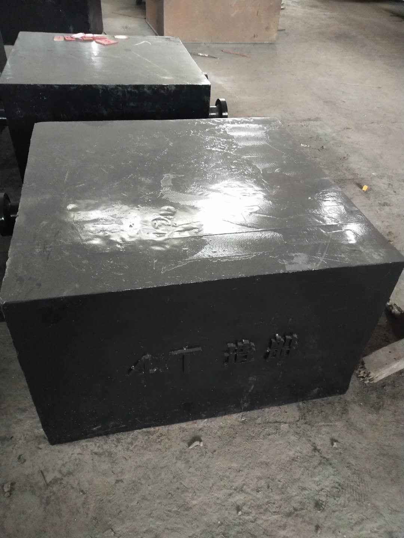 鶴崗配重鐵-湖南郴州地區船用配重塊