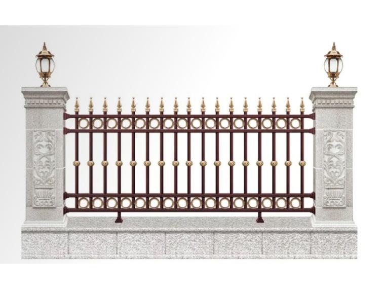 铝艺围栏供应商-庭院围栏价格