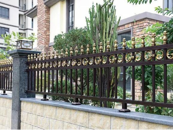 大量出售河南新品铝艺围栏-许昌铝艺围栏厂家