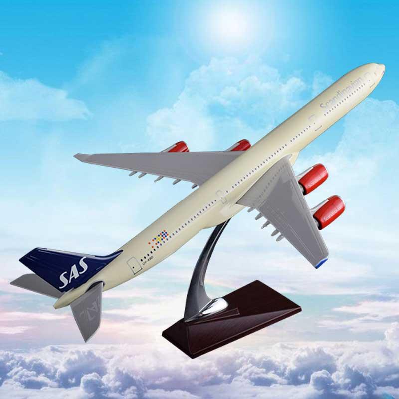 北歐航空A350飛機登場--定制北歐航空A350模型紀念品