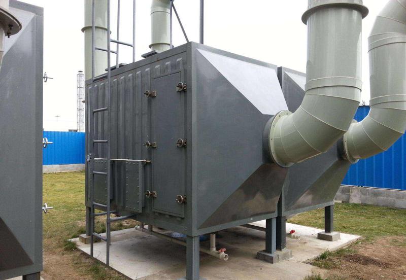 活性炭吸收塔