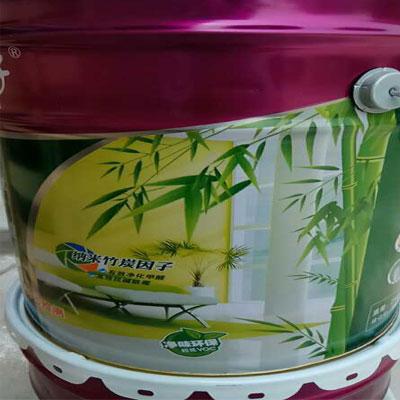 竹炭乳胶漆-合格的乳胶漆品牌介绍