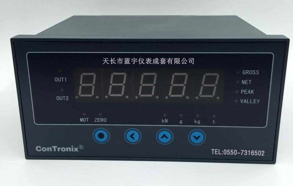 CH6-CHB1V0數字顯示報警儀