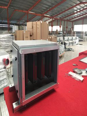 V型活性炭過濾器