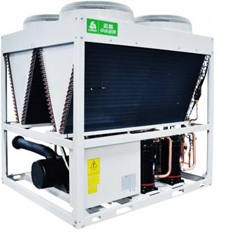 志高风冷热泵模块机