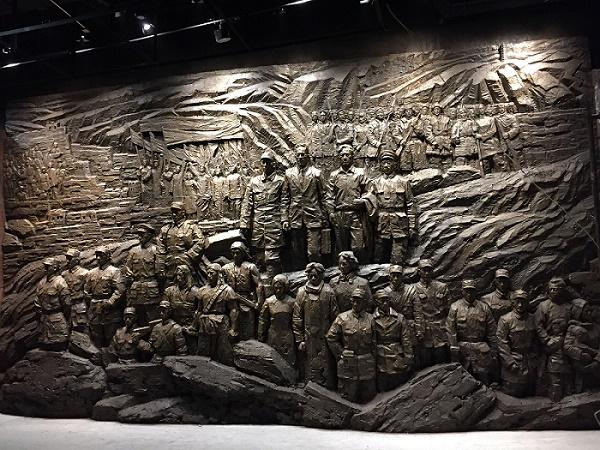 内蒙古博物馆雕塑_精巧的北京博物馆雕塑专业供应