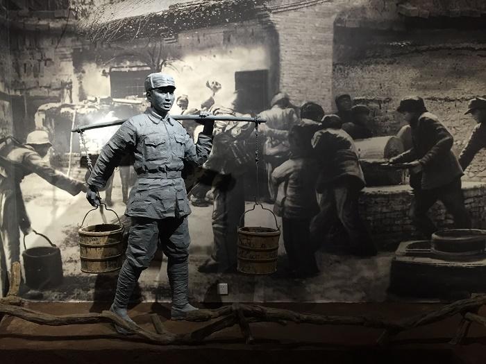 景觀雕塑復原-北京市精雕細琢的北京博物館雕塑推薦