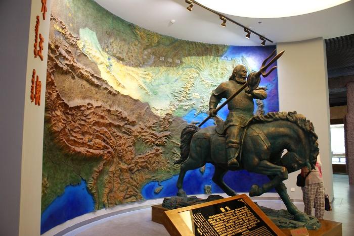 石雕公司-北京博物館雕塑哪里有賣