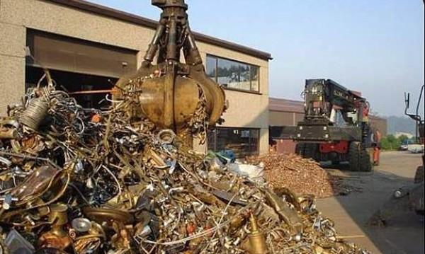 广州番禺南村镇废铁回收多少钱一斤